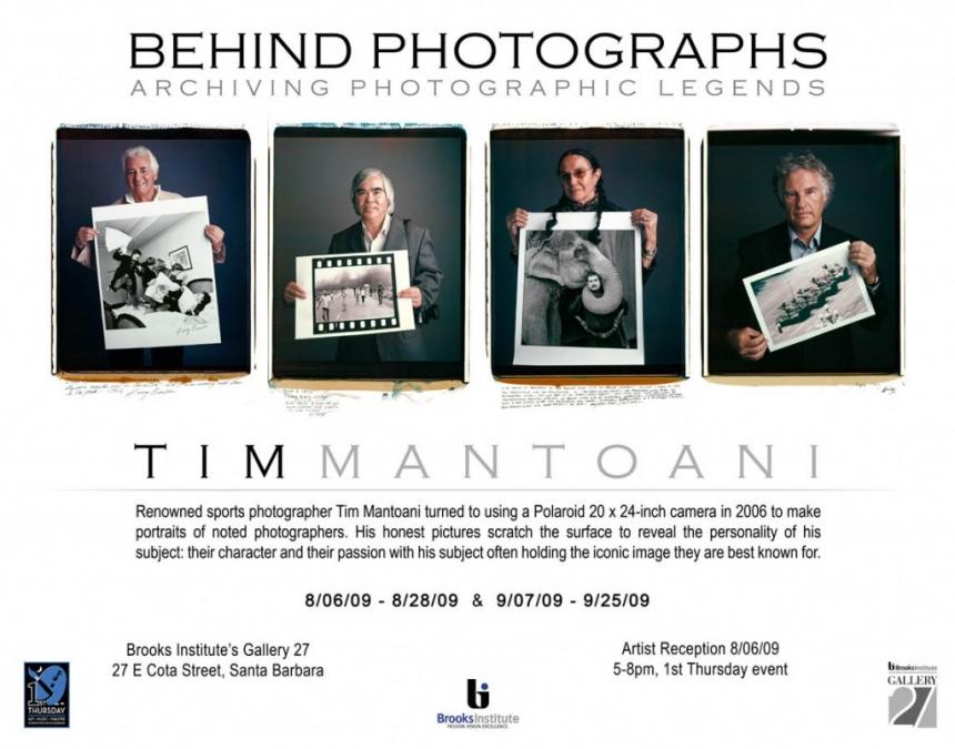 Archiving Photographic Legends